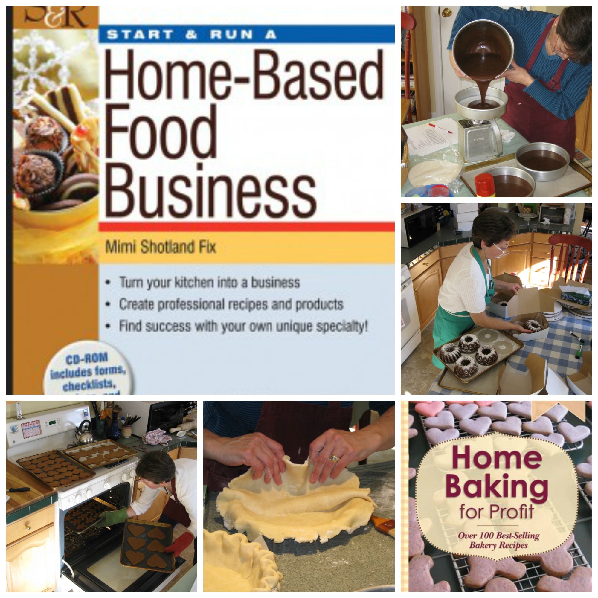 Blog Archive Starting A Home Based Food Business